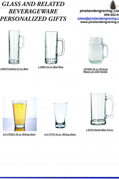 PLE GLASS AND REALTED DRINKWARE NO PRICING4 Jan 2015
