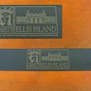 Ellis island panel