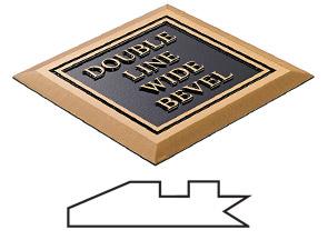 doublelinewidebevel